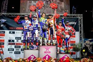 podium x-trial