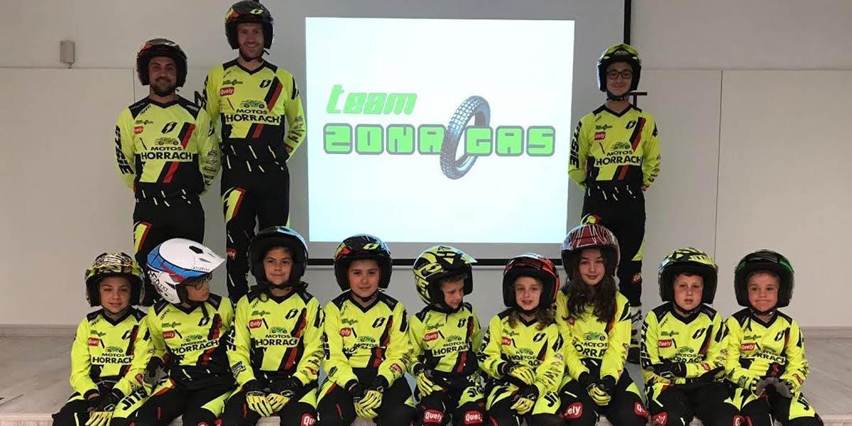 team zonagas 2018