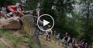 caidas moto trial 2017