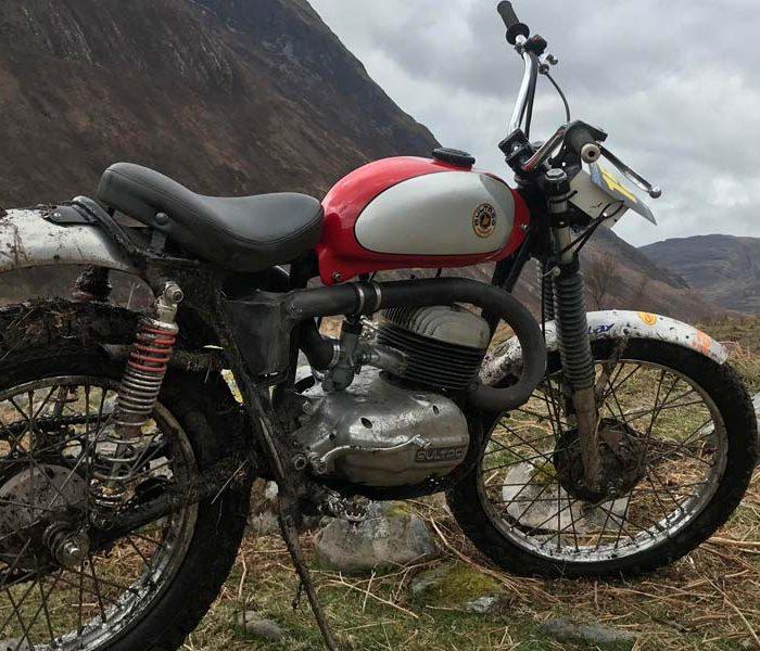 Bultaco vuelve a los Scottish Pre65