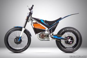 Electric Motion Scape Sport 2019 electrica trial