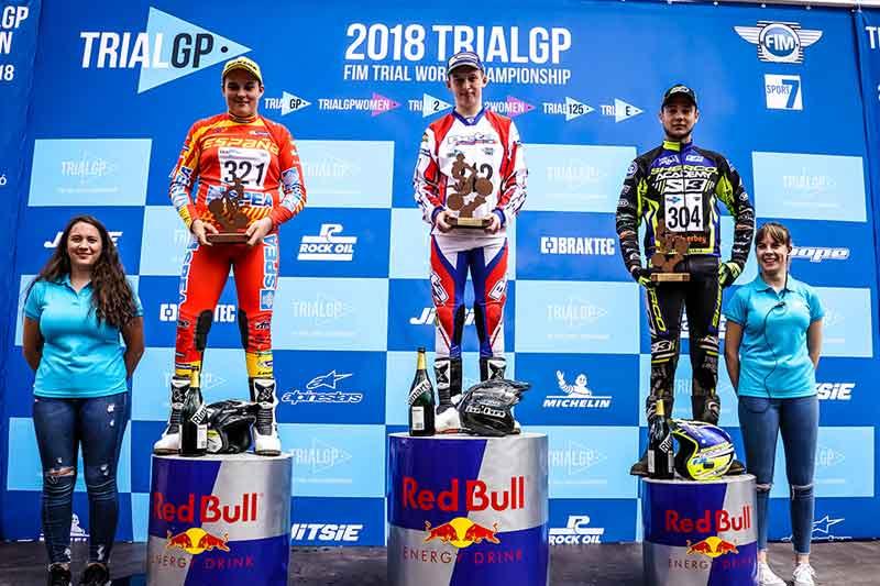 podium trial125 camprodon 125