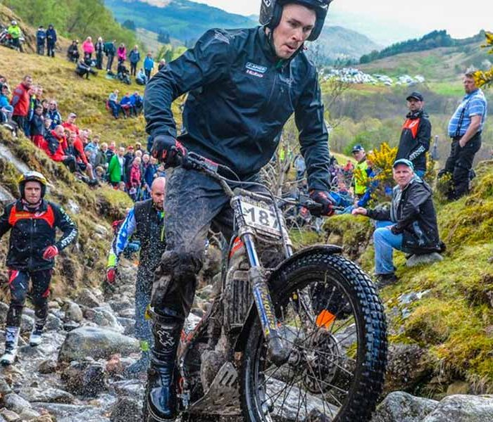 VIDEO | Resumen Scottish Six Days Trial 2018