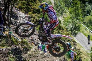 Matteo Grattarola Trial2 2018