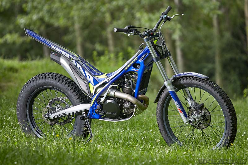 Sherco ST Factory Trial 2019