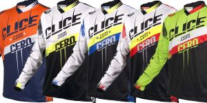 camiseta clice zone trial
