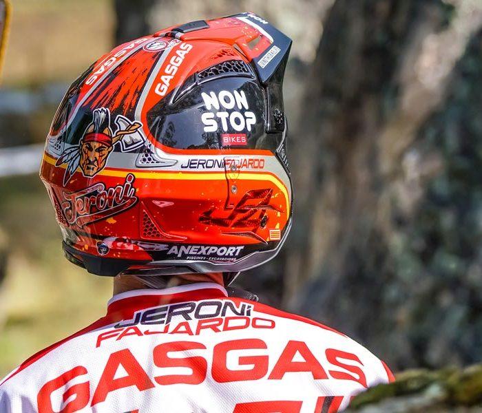 Jeroni Fajardo y Gas Gas no participarán en el Campeonato de España