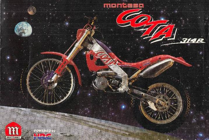 montesa cota 314r 1994