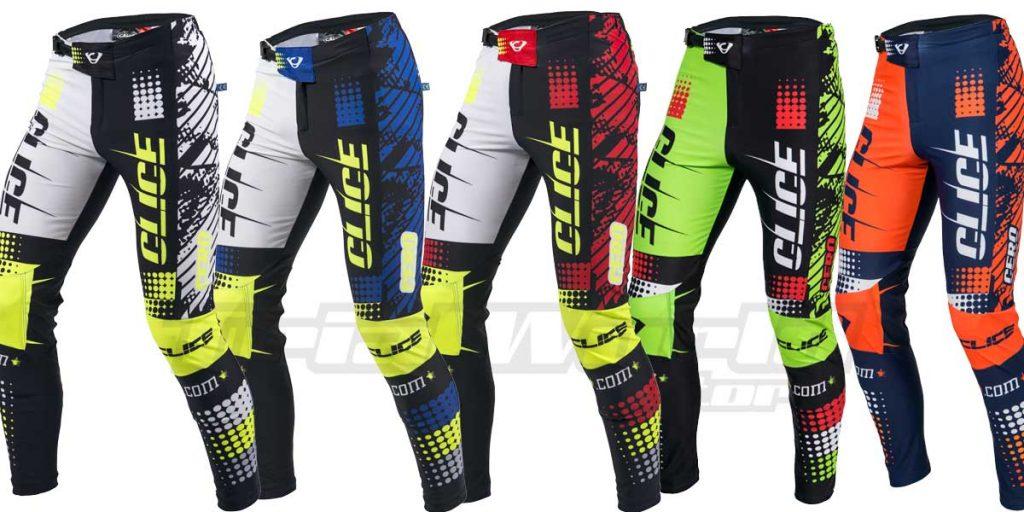 pantalon clice zone trial