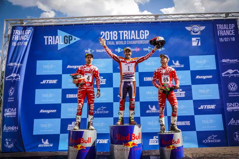 podium gp francia 2018