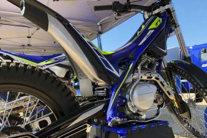 Sherco ty 125 classic trial excursion