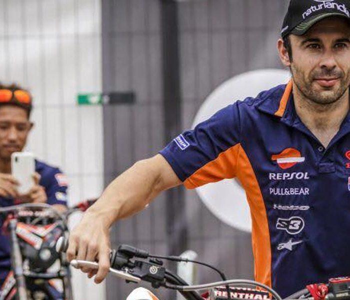 Toni Bou anuncia que no correrá el Campeonato de España de Trial