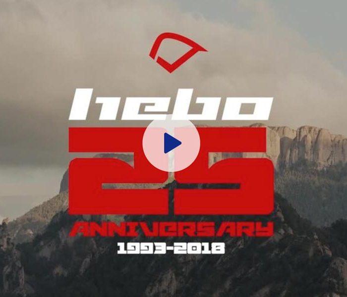 Hebo celebra su 25 aniversario con este vídeo