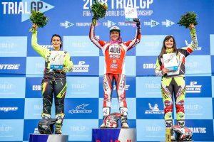 podium trial2women inglaterra 2018