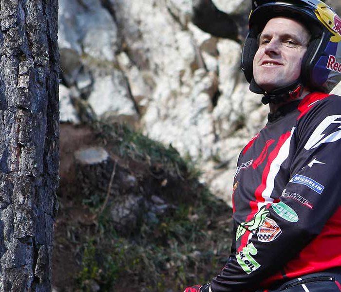 Dougie Lampkin gana el Scott Trial 2018