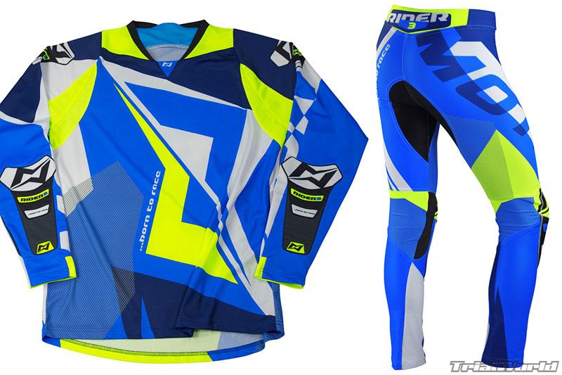 Mots Rider 3 2019 azul