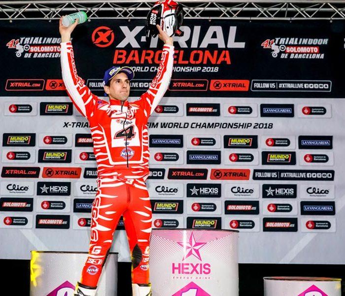 Jeroni Fajardo se queda fuera del Mundial X-Trial