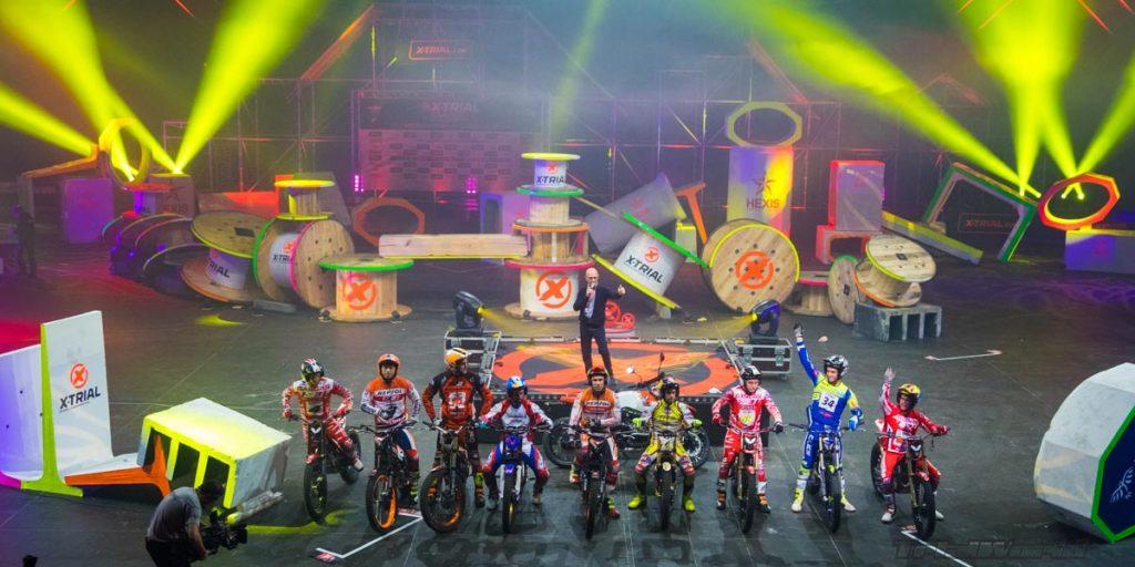 pilotos x-trial indoor 2019