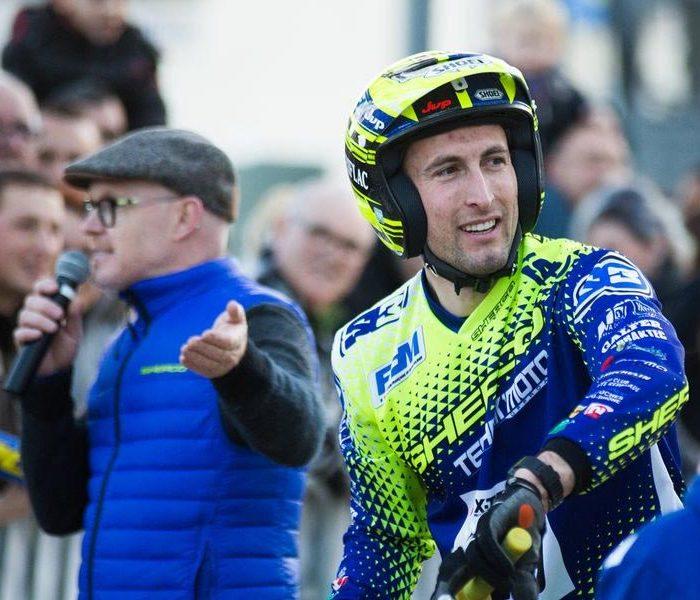 Alex Ferrer renueva en Sherco y competirá en Trial2
