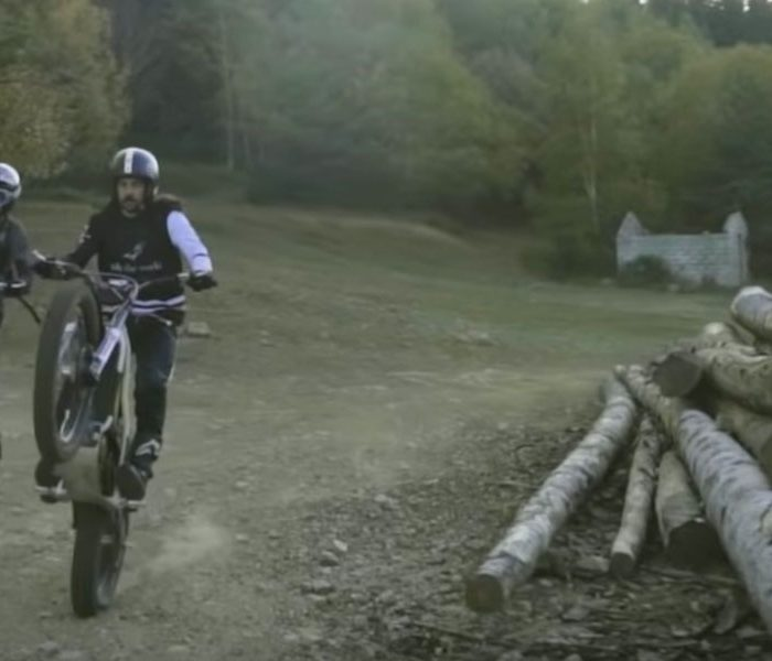 VIDEO | Las Electric Motion gama 2019 en acción