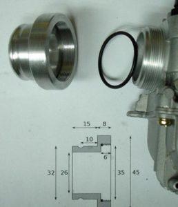 preparacion carburador trrs