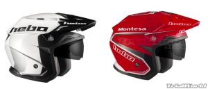 casco moto trial