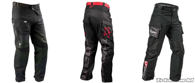 pantalones moto trial