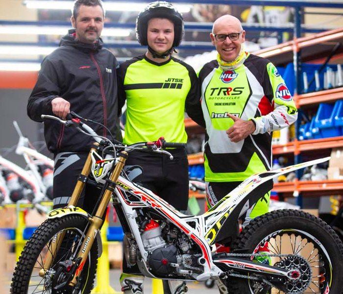 Precios motos nuevas de trial