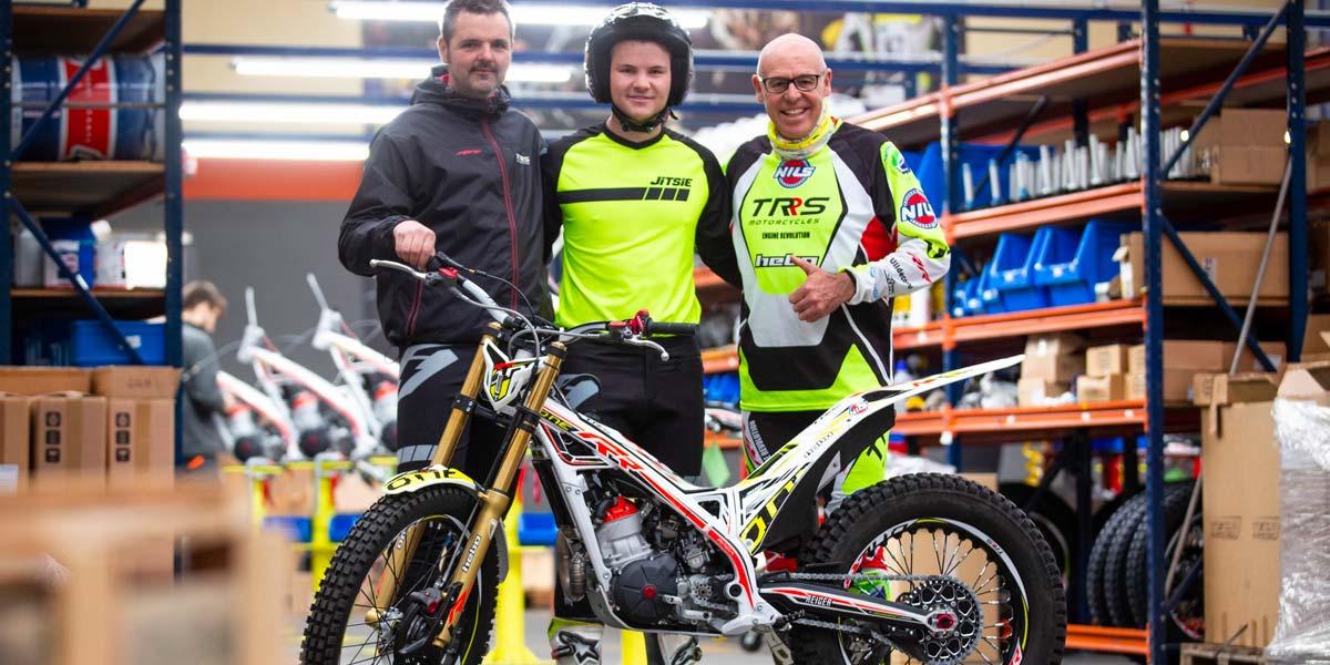 Franzi Kadlec Trial TRRS 2019