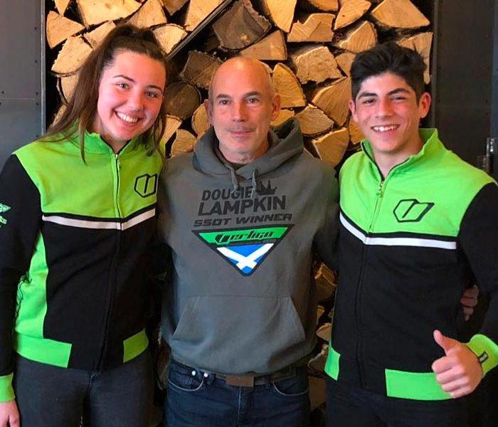 Vertigo anuncia el fichaje de Pau Martinez y Leire Rodriguez