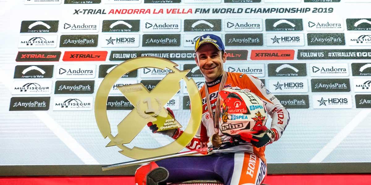 podium xtrial andorra 2019
