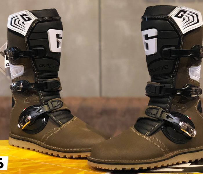 Botas Gaerne de trial gama 2019