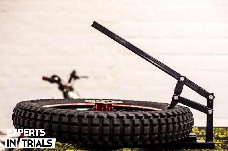 destalonador ruedas trial