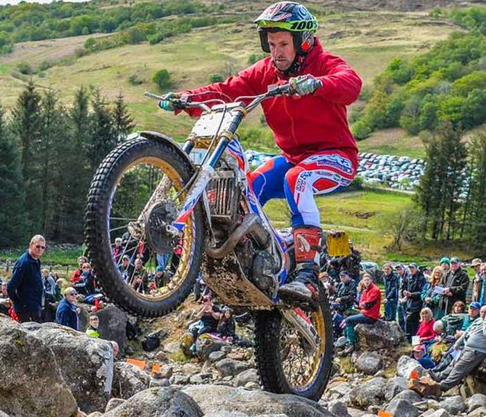 James Dabill gana los Scottish Six Days Trial 2019 | VIDEOS