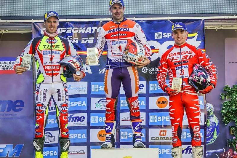 podium tr1 cet andorra 2019