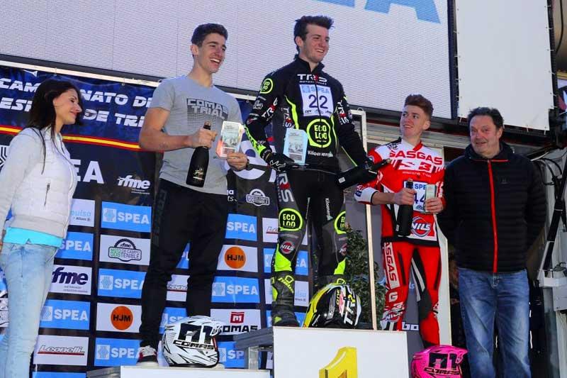 podium tr2 cet andorra 2019