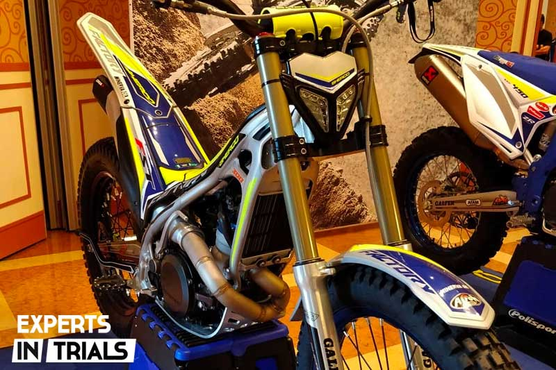 Sherco ST Factory Trial 2020