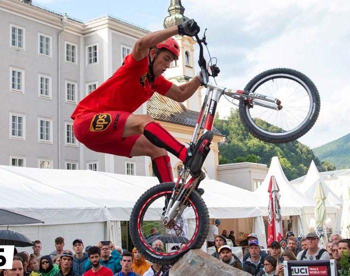 UCI Trials Salzburg 2019 | Victorias de Alejandro Montalvo y Jack Carthy