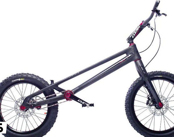 Clean Trials K1.2 Carbono Bike Trial