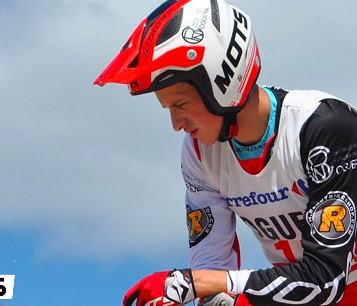 Oriol Noguera se retira de la alta competición