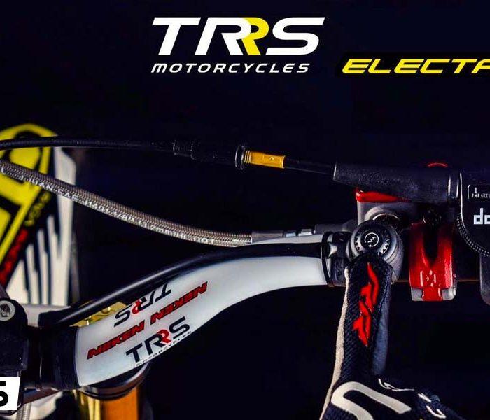TRS presenta el arranque eléctrico en sus motos de trial
