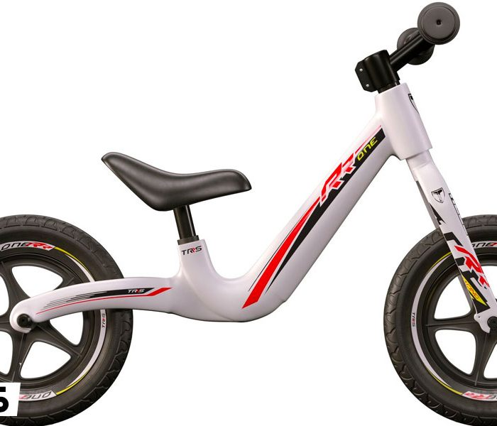 Bicicleta Infantil TRRS Push Bike Magnesio