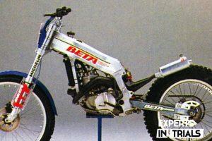 Beta TR34 prototipo Beta Zero Tarres