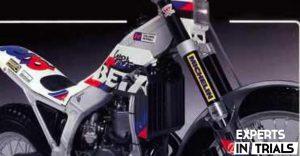 beta zero gara 1993 trial