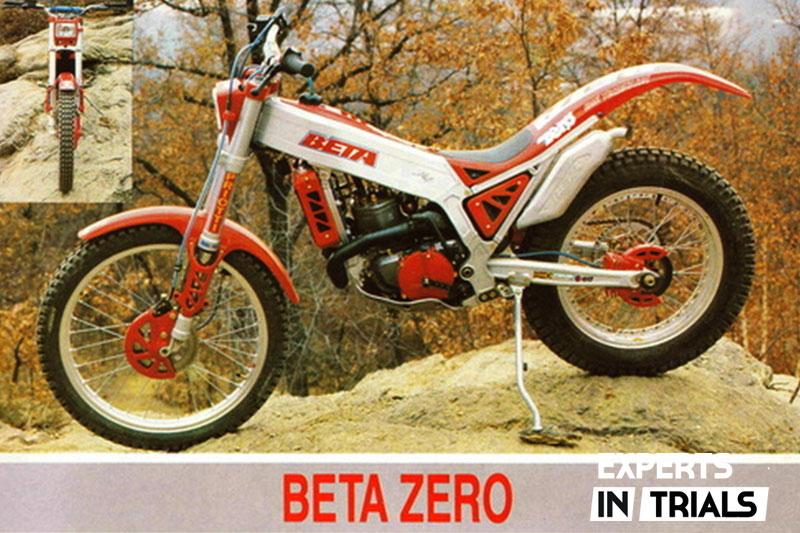 beta zero 1990 roja trial