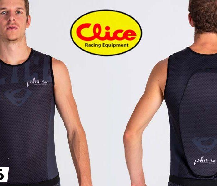 Prueba espaldera Clice Vest Back Protector