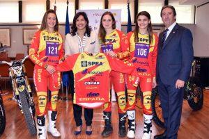 feminas trial consejo superior deportes