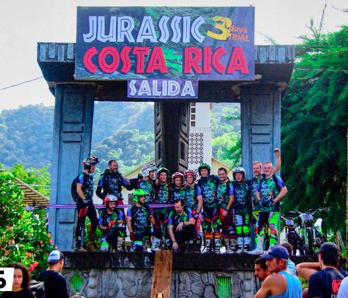 Vive la impresionante experiencia del Jurassic 3 Days Trial en Costa Rica