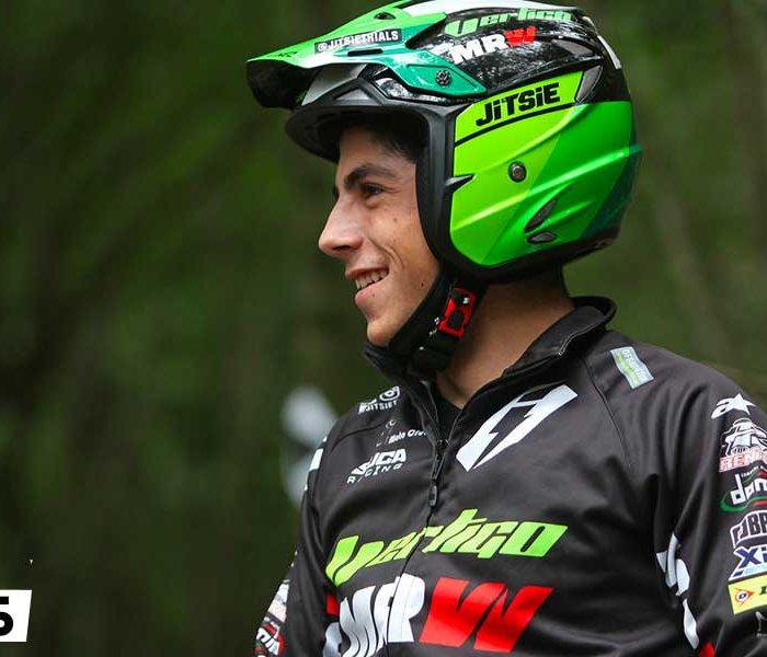 Pau Martínez Campeón de España de Trial 2019 en Junior