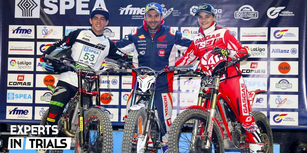 campeones españa trial 2019
